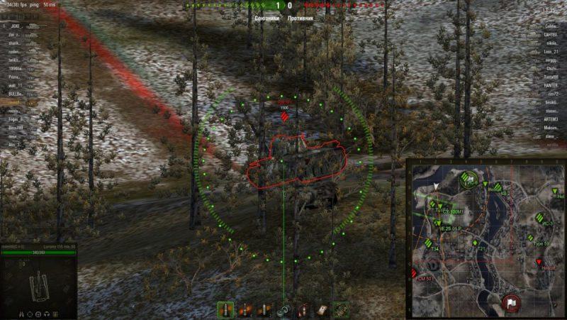Battle Assistant - Мод САУ здорового человека [1.4.1]