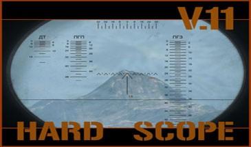 Исторический прицел HARDscope для World of Tanks 1.7.1.0