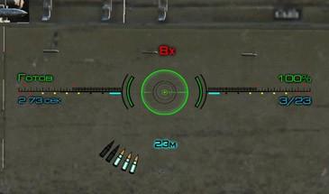 Прицел Воин для World of Tanks 1.4.1