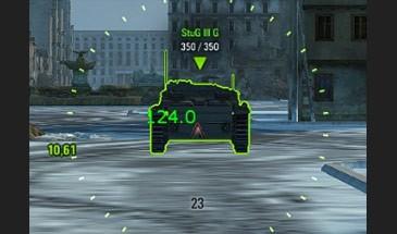 Индикатор запаса бронепробития для WOT 1.6.0 / 1.5.1.3