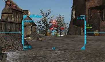 Прицел Animated - изменяющиеся синие прицелы для World of Tanks 1.10.0.1