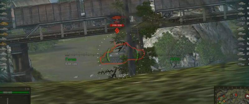 Крутой прицел для World of Tanks 1.5.1