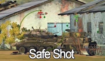 SafeShot - Отключение случайной стрельбы по трупам и союзникам WOT 1.5.1