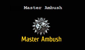 Мод автоматического расчета шанса засвета после выстрела [Master Ambush] для WOT 1.5.1