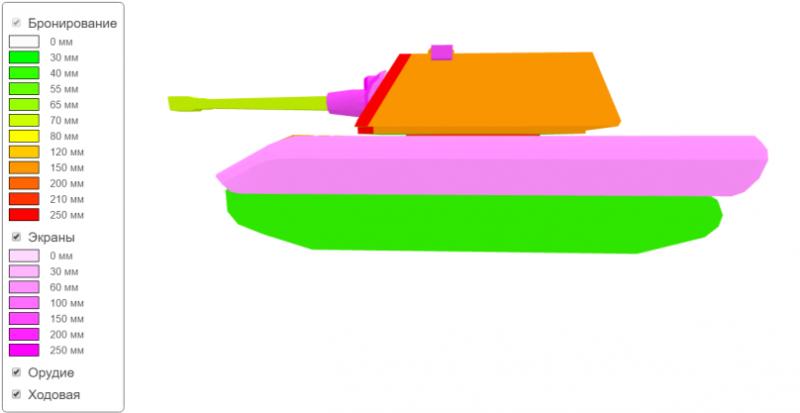 Е-100 - немецкий тяжелый танк 10 уровня WOT