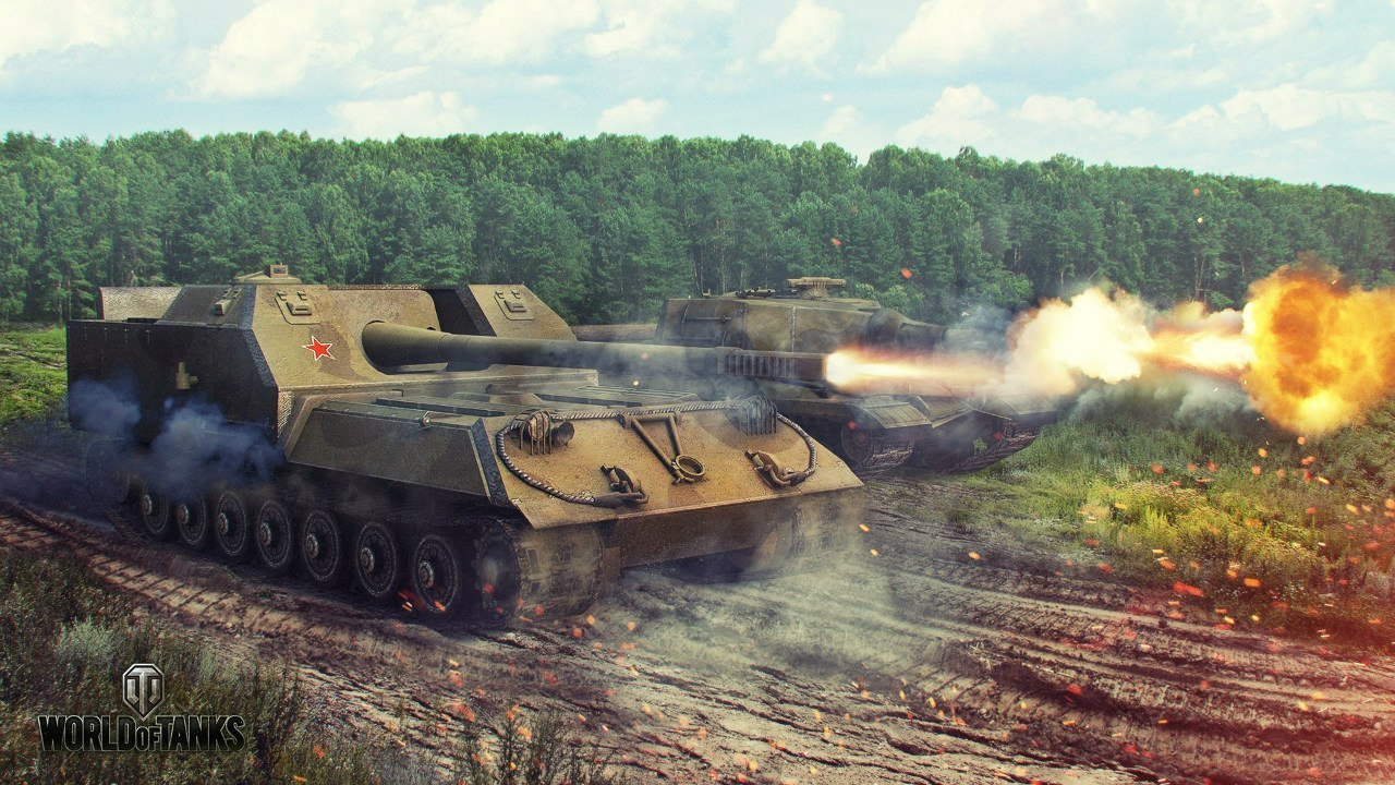 Как играть на ПТ-САУ в World of Tanks: Основные правила