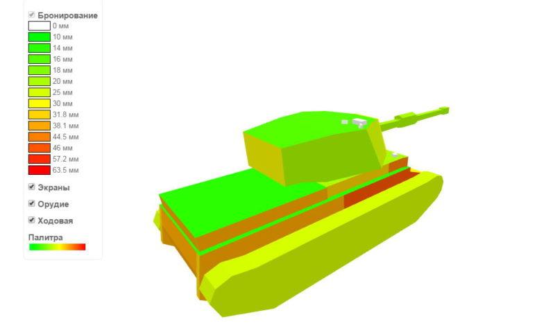 Charioteer - британская ПТ-САУ 8 уровня WOT