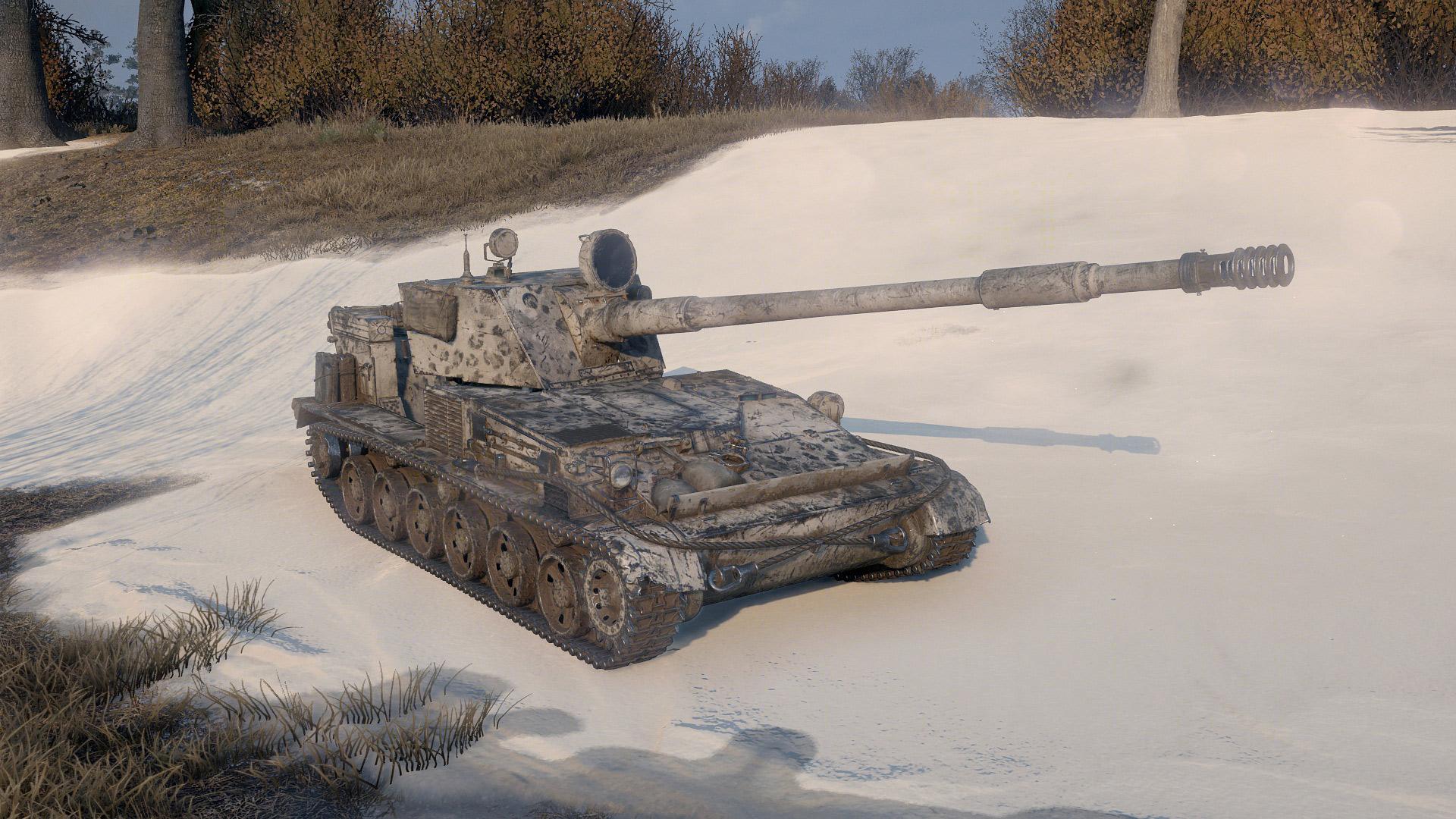 Танк СУ-130ПМ