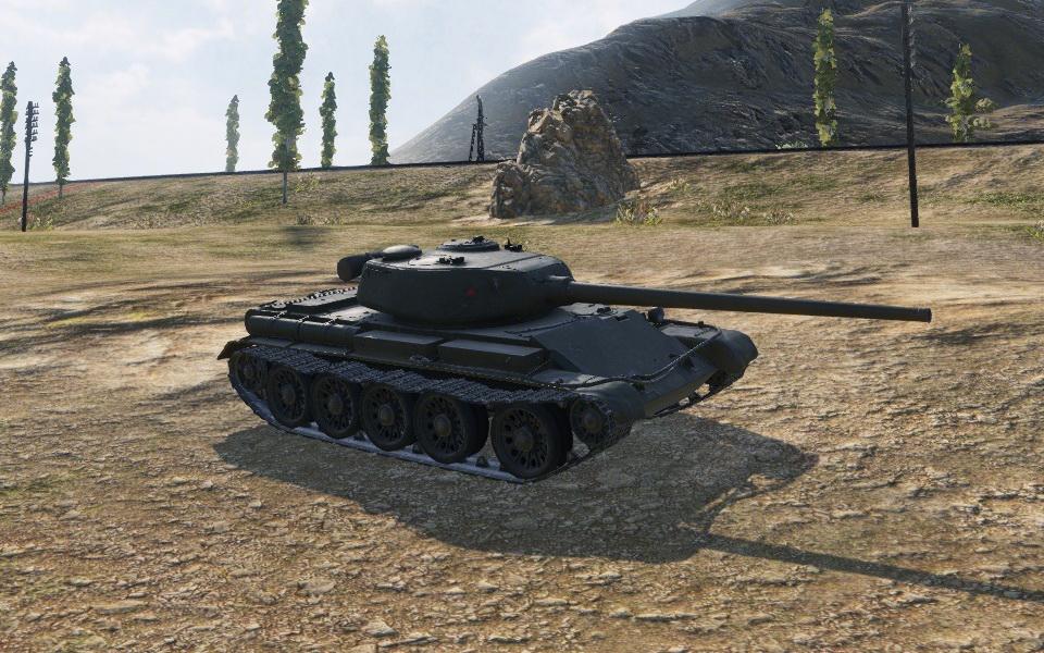 Танк Т-54