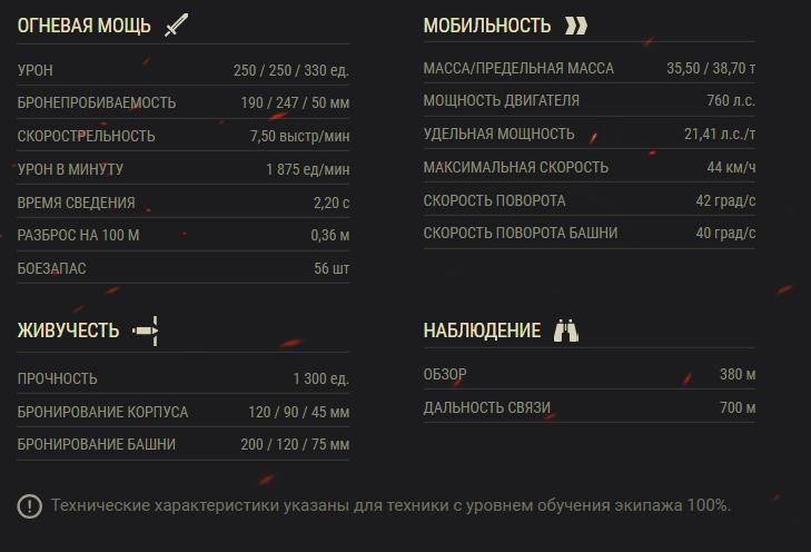 Т-54 первый образец  после апа в World of Tanks