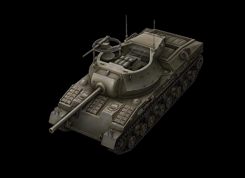 Танк T28 Prototype