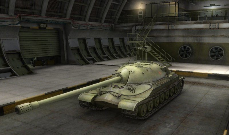 Танк готов к бою